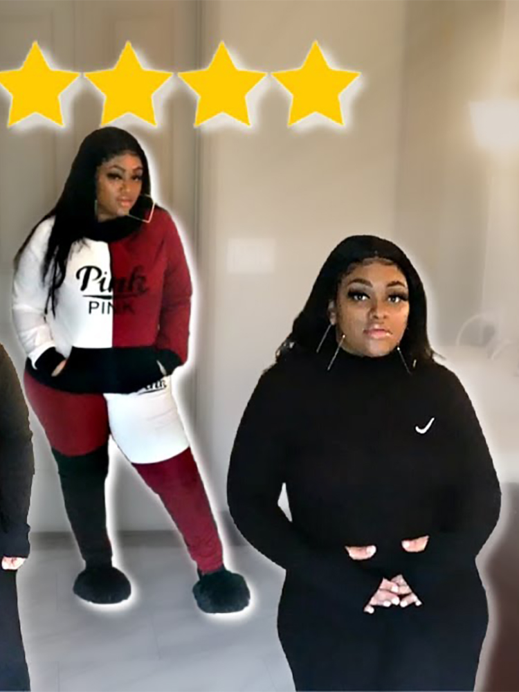 Jurllyshe Plus Size Try-On Haul | Comfortable and Cute