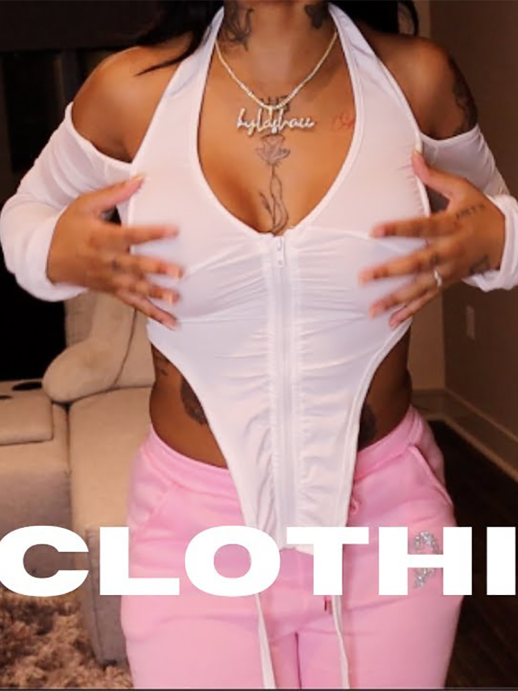 MY BF RATES MY CLOTHES! CLOTHING TRY ON HAUL ft. Jurllyshe | Ky Lashaii