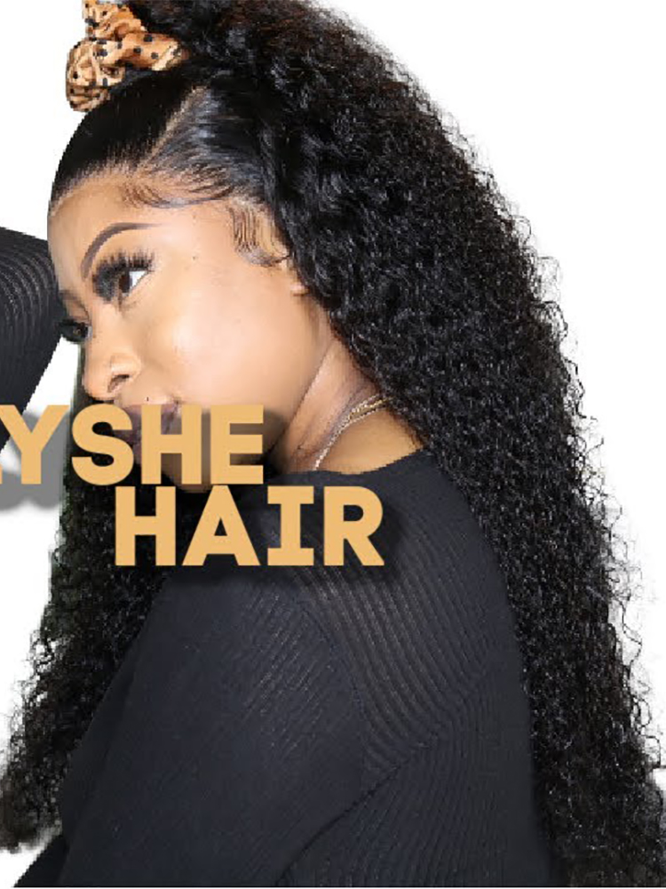 VERY AFFORDABLE | This Curly Wig Looks So Natural | Jurllyshe Hair